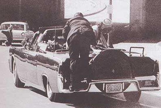Assassinat de John Kennedy.