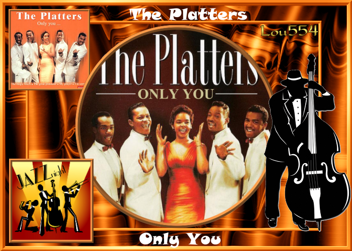 """The Platters """"Only you"""""""