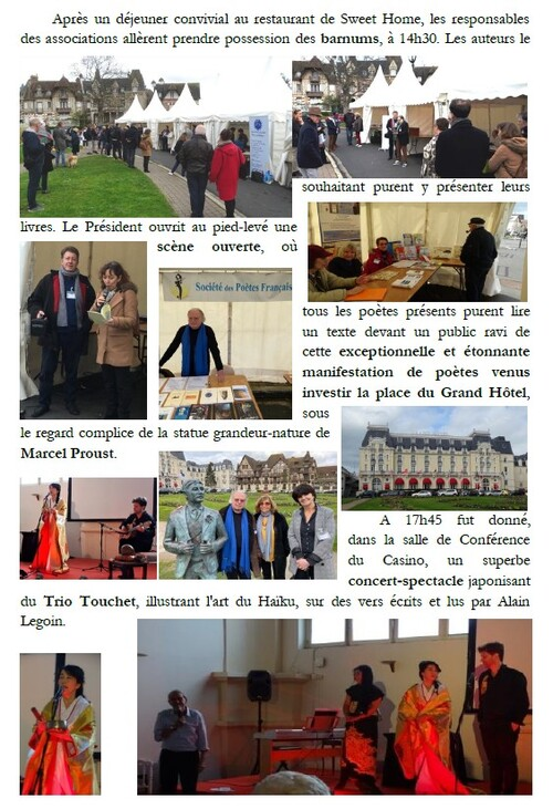 Rencontres Cabourg 2020