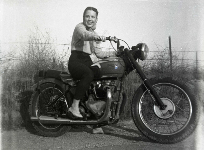 Women & Motorcycles