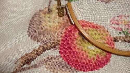 Pommes de rainettes et pommes d' Api........