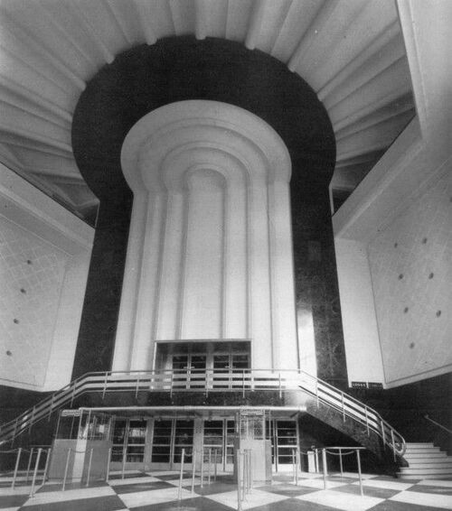 Box-office du Gaumont-Palace - De 1934 à 1942