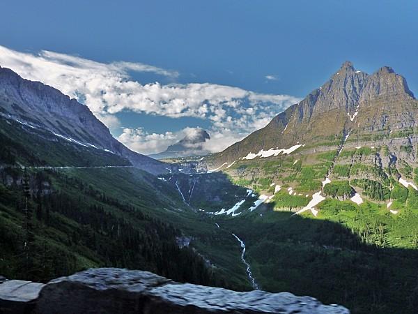 Jour 13 Glacier Park 3 (Logan Pass)