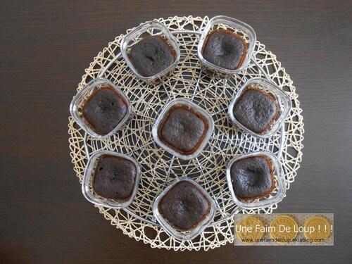 Le moelleux fondant au chocolat (Seb Multi Délices)