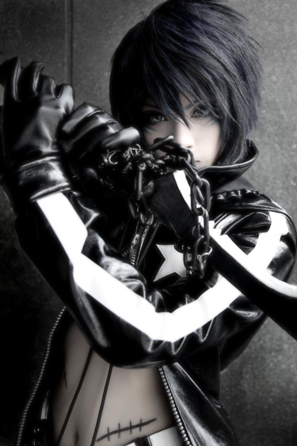 photo cosplay yuegene  page 5 amnésia, black sooter
