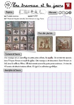 Histoire de l'art : Antiquité