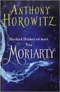 """Moriarty"" d'Anthony Horowitz"