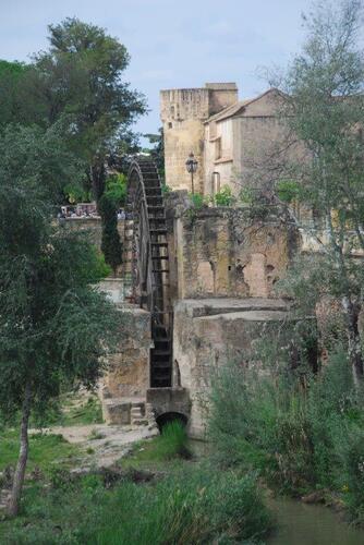 Ruine d'un moulin