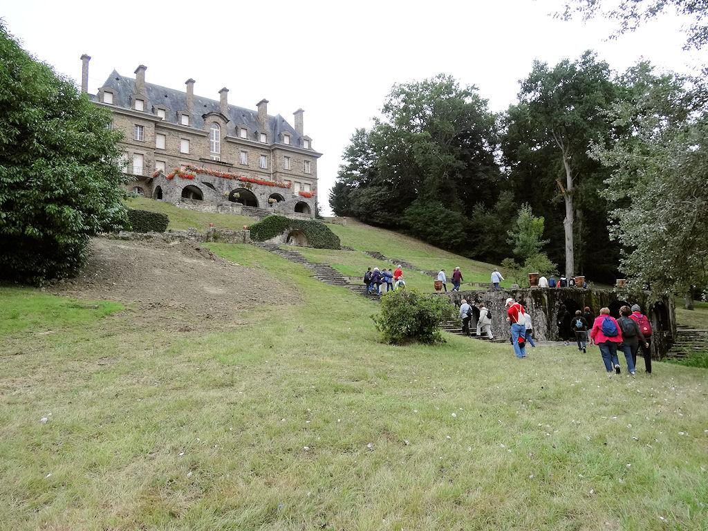 Notre marche du mardi à Montreuil sur le Loir 49