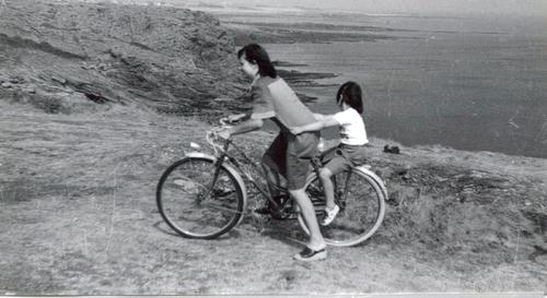 Juillet 1976 - Groix