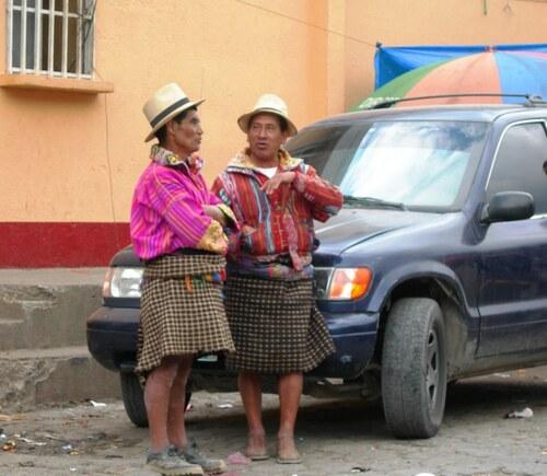 Changement de cap direction Quezaltenango puis Palmar Nuevo