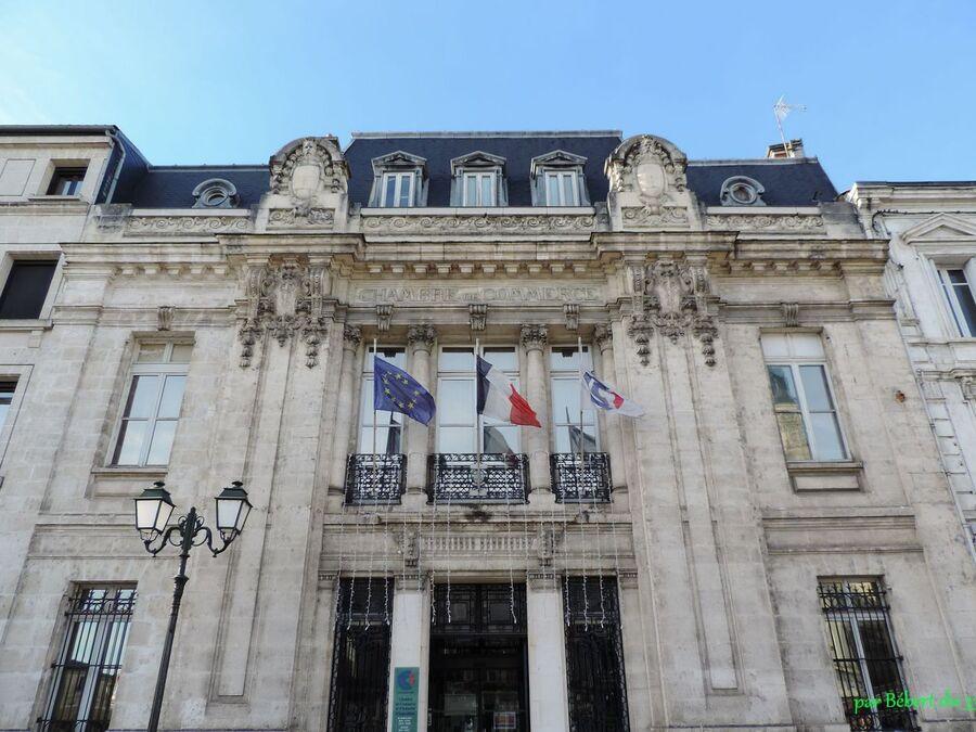 Angoulême (16) la mairie - 6