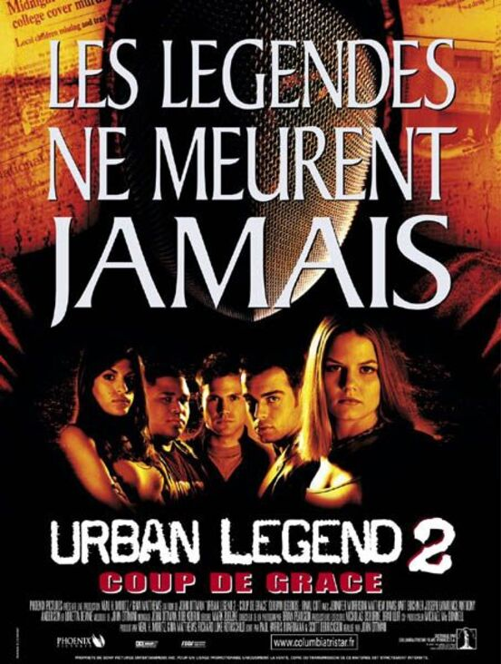 URBAN LEGENDS 2 : LE COUP DE GRACE