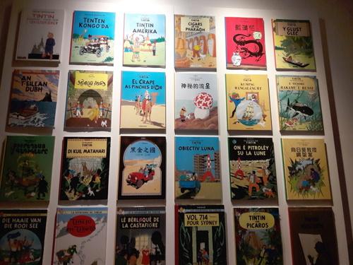 Merci Monsieur Hergé!