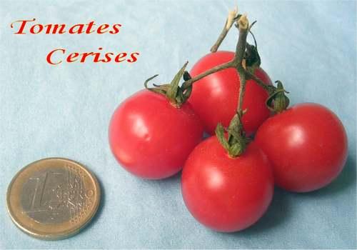 Vertus médicinales des légumes et des fruits : TOMATE