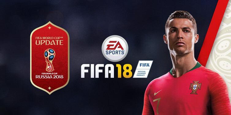 FIFA 18 : Coupe du mode - Russie 2018 !