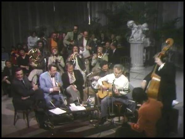 Émission Télé J.Chancel et G.Brassens.