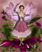 Les petites fées des fleurs
