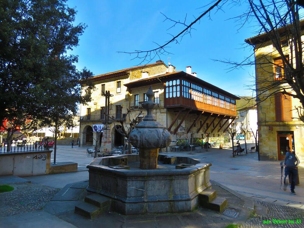 Elorrio en Espagne du nord