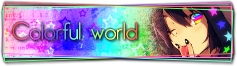 Kit Colorful World