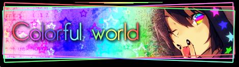 Kit Colorful World