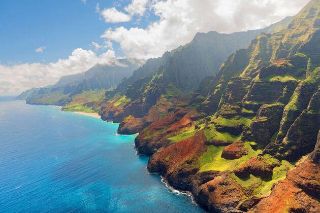 Na Pali Coast, Hawaï