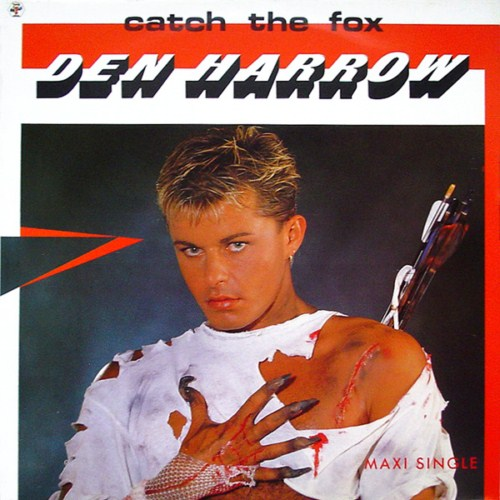 Den Harrow - Catch The Fox (1986)