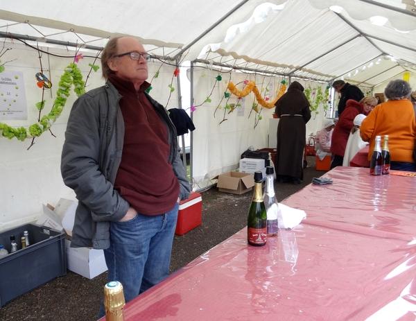 La fête du crémant 2014 à Châtillon sur Seine