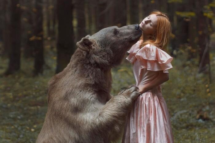Photos de la photographe russe Katerina Plotnikova:   Art et créativité
