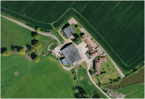 Le prieuré de la Grande Boissière....