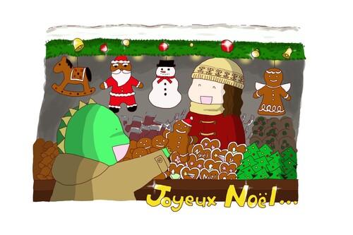 Un petit cadeau de Noël ...