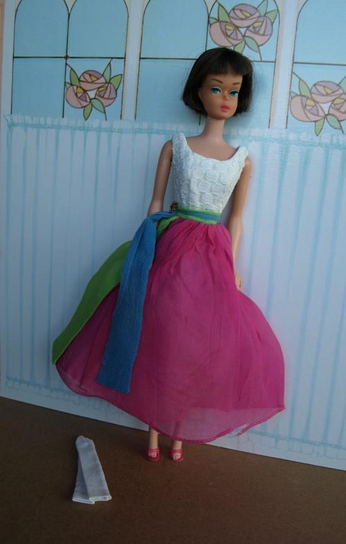Vintage Barbie : American Girl - Fraternity Dance