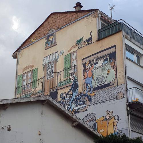 Angoulême : nouvelles photos