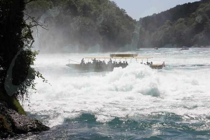 Rheinfall chutes du Rhein 102