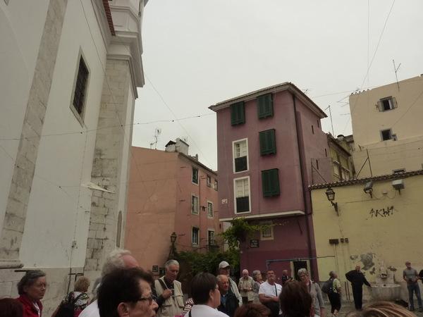 Lisbonne - L'Alfama
