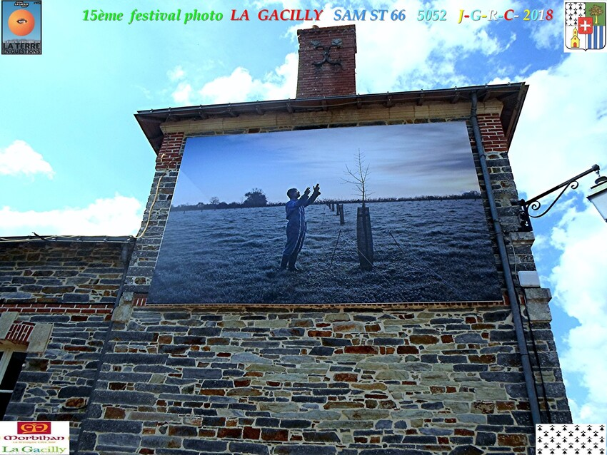 FESTIVAL PHOTO  2018  LA  GACILLY    D  21/06/2018      2/3