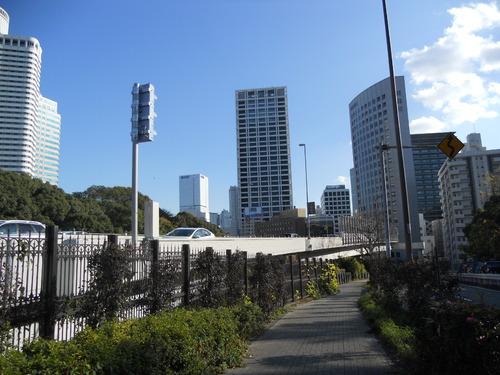 D'Akasaka à Shimbashi....