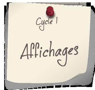 C1 Affichages