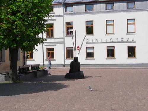 Ventspils, sur la mer Baltique, en Lettonie (photos)
