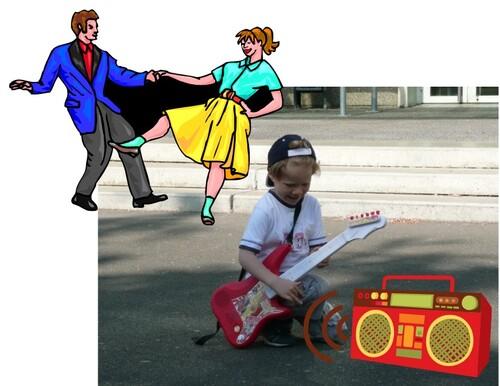 Fête de la musique !!!