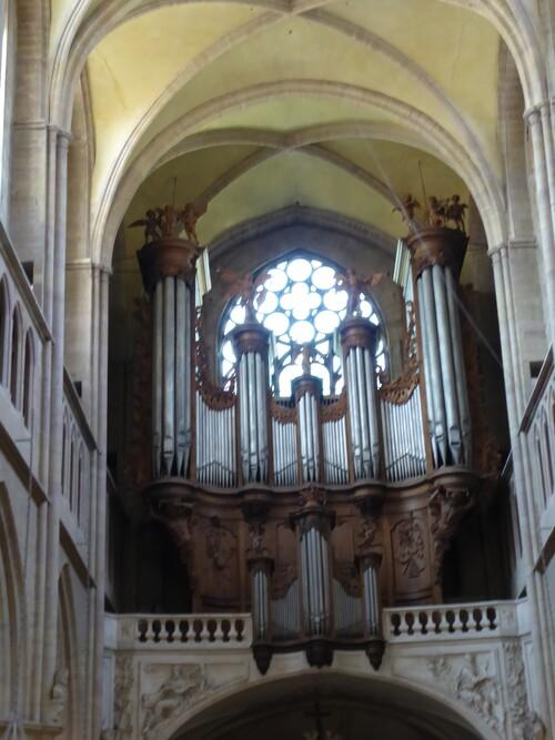 Suite de la balade à Dijon
