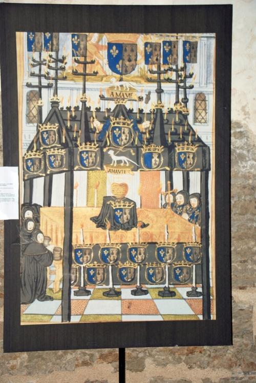 Le château de Suscinio (56370)