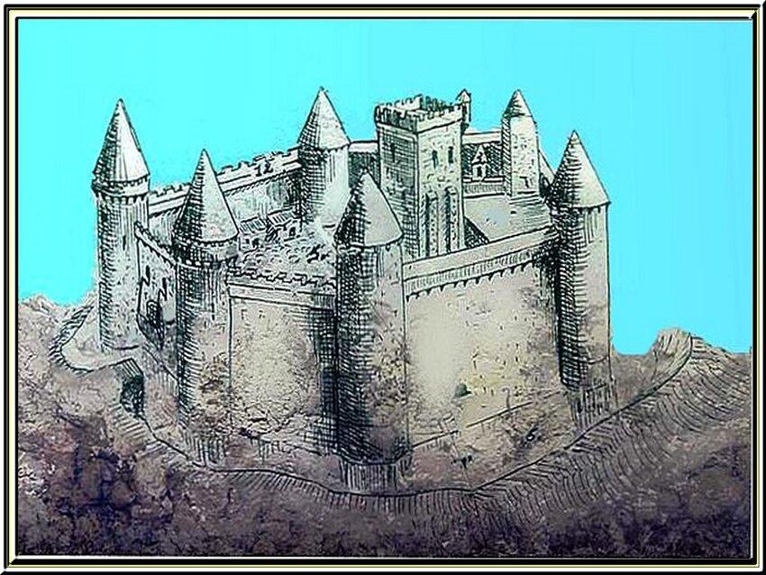 De St Sornin à la tour de Broue