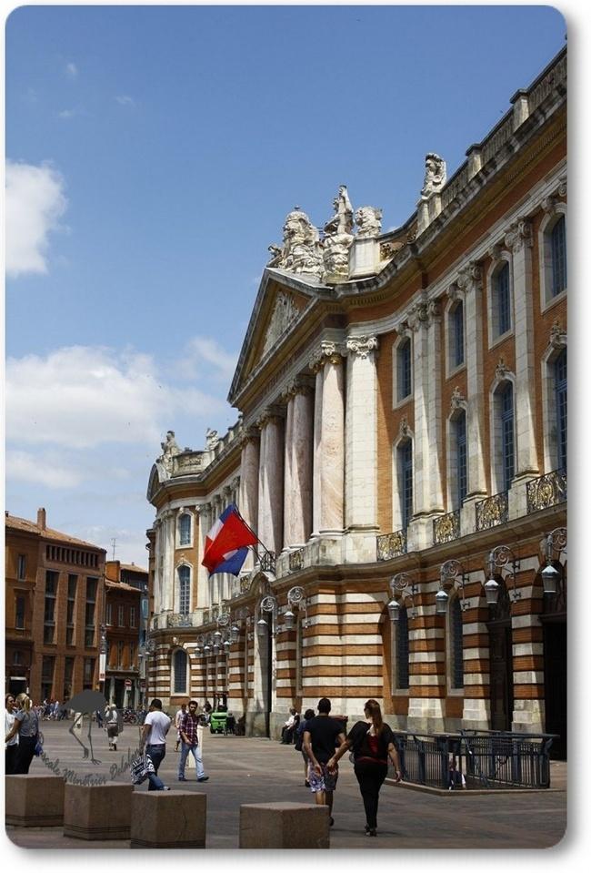 Balade à Toulouse...