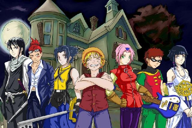Naruto & Cie