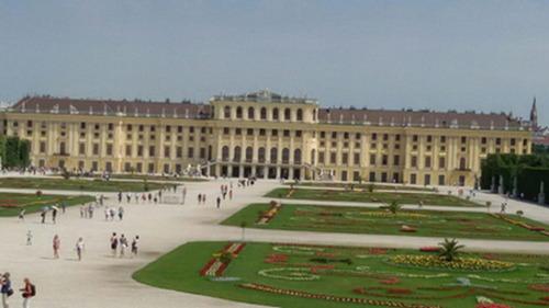 Voyage Vienne Prague