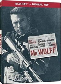 [Test Blu-ray] Mr. Wolff (steelbook)