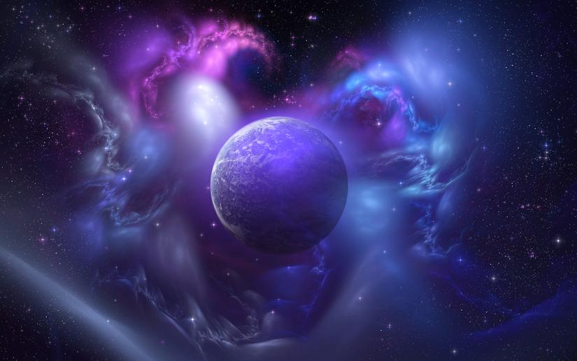 L'Univers - 9 belles images