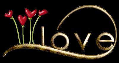 WordArt love