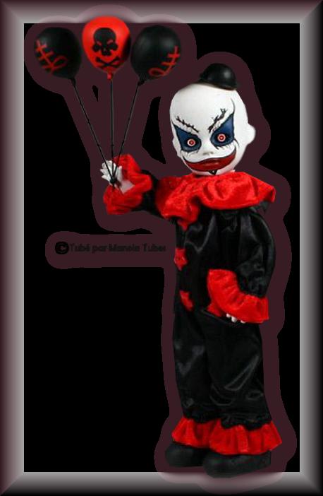 Tube clown 2971